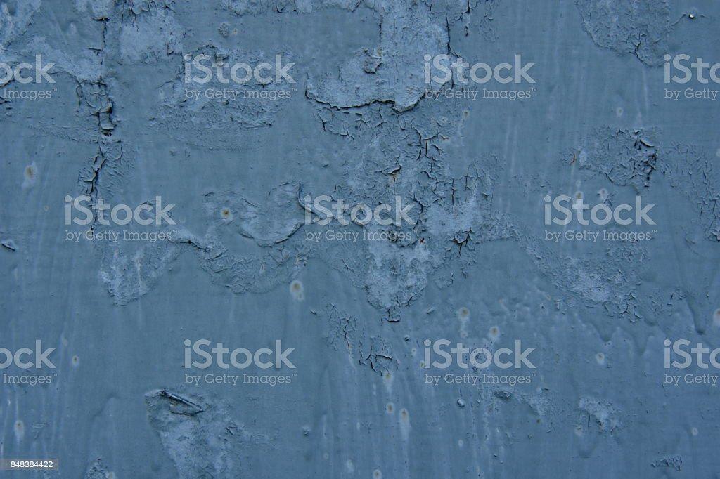 Photo De Stock De Texture De Fond De Mur Gris Fer Rouillé Vintage
