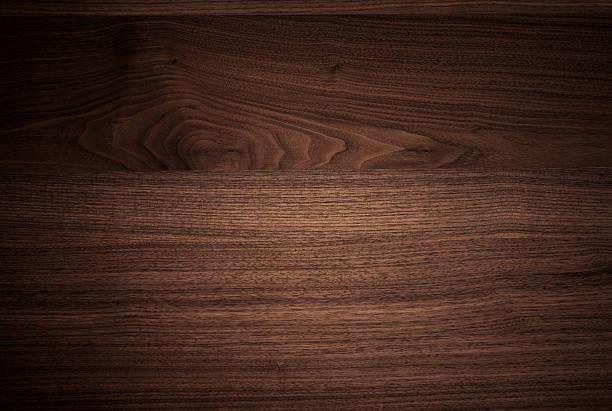 textur der walnut wood - walnussholz stock-fotos und bilder