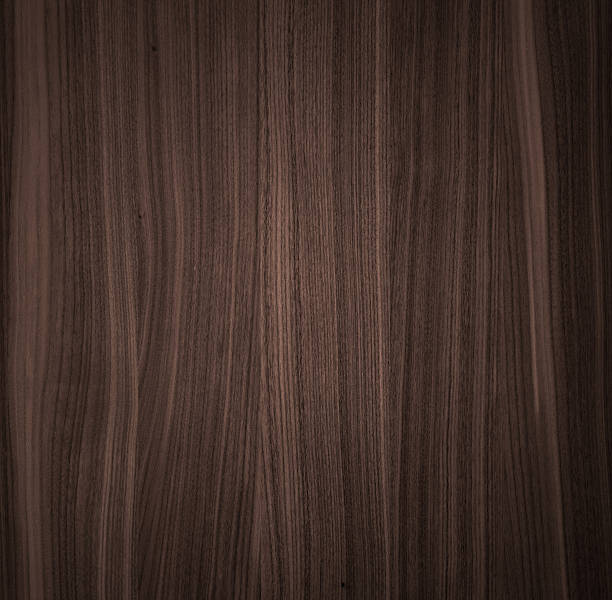 texture of walnut wood - walnut stock photos and pictures