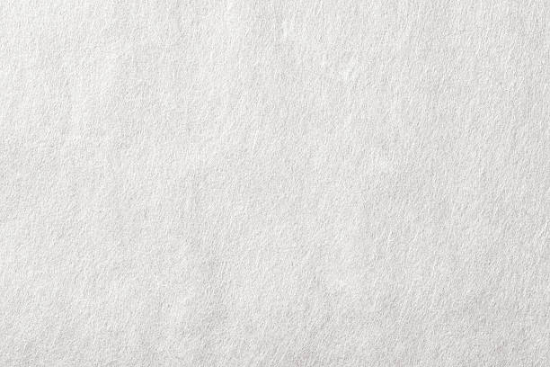 texture of white japanese paper close-up - 和紙 ストックフォトと画像