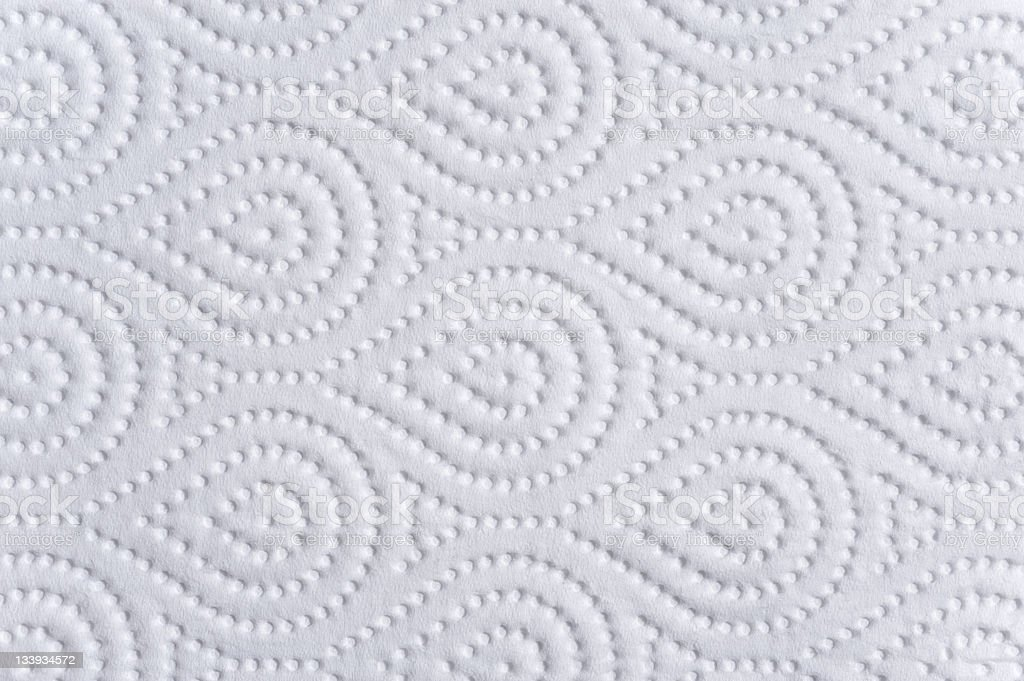 Texture Of White Tissue Paper Stock Photo - Download Image Now - iStock