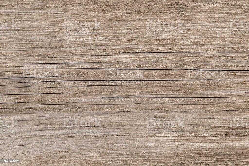 texture of wooden boards with cracks photo libre de droits