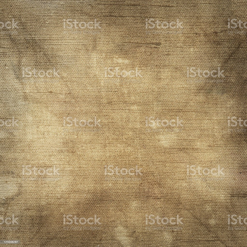 Texture old canvas royalty-free stock photo