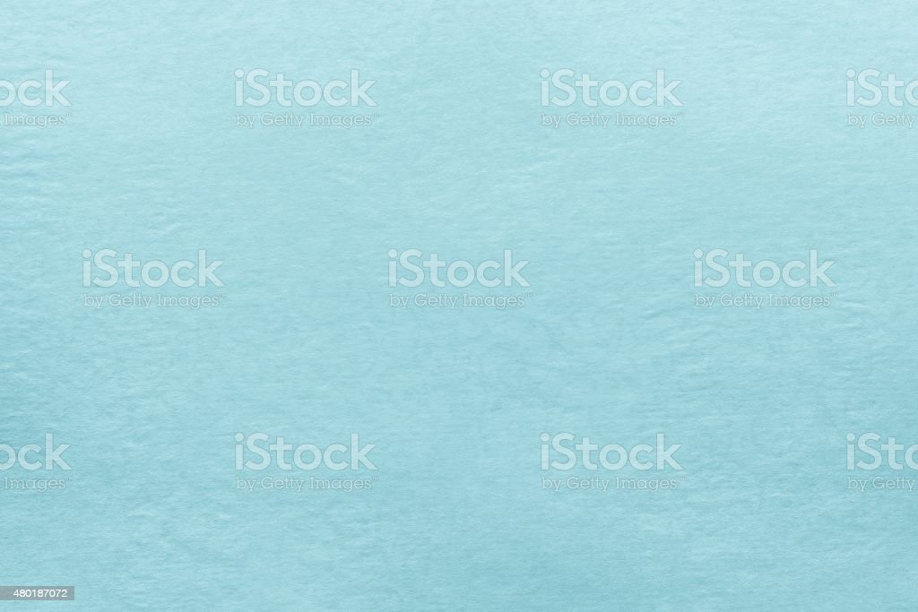 texture old paper of pale blue color stock photo