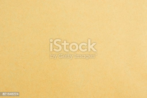 947207308istockphoto Texture paper color brown , Recycled paper background 821545224