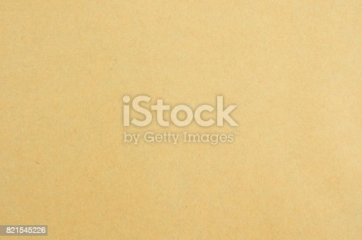 947207308istockphoto Texture paper color brown , Recycled paper background 821545226