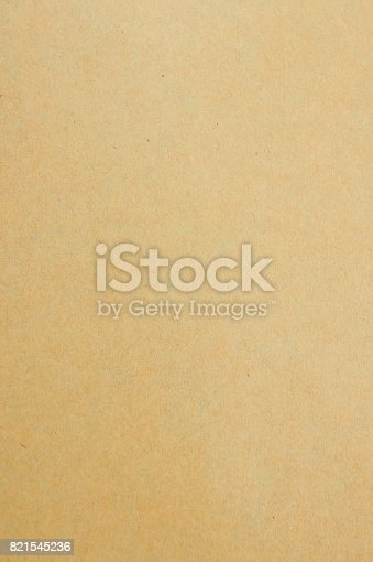 947207308istockphoto Texture paper color brown , Recycled paper background 821545236