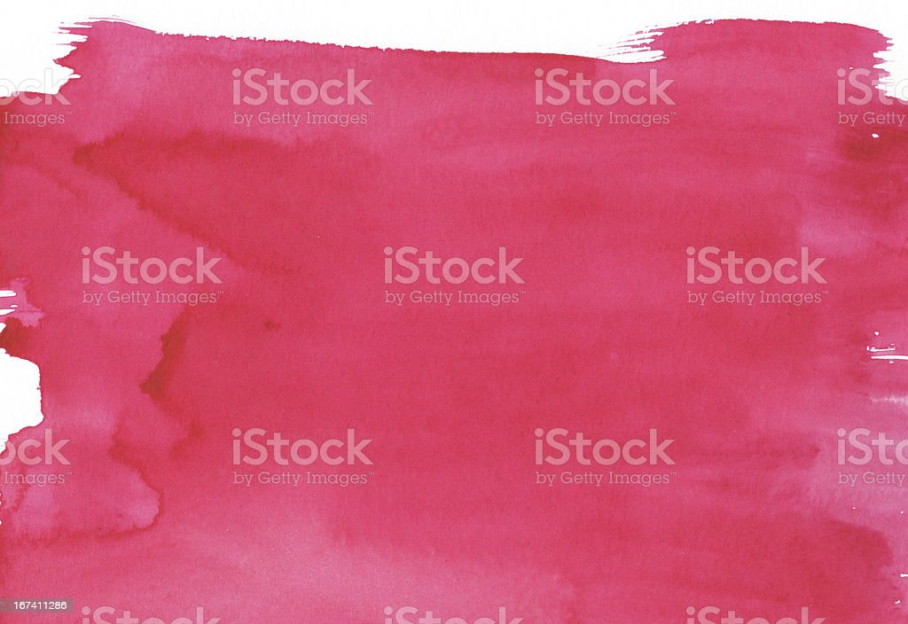 texture pink watercolor royalty-free stock photo