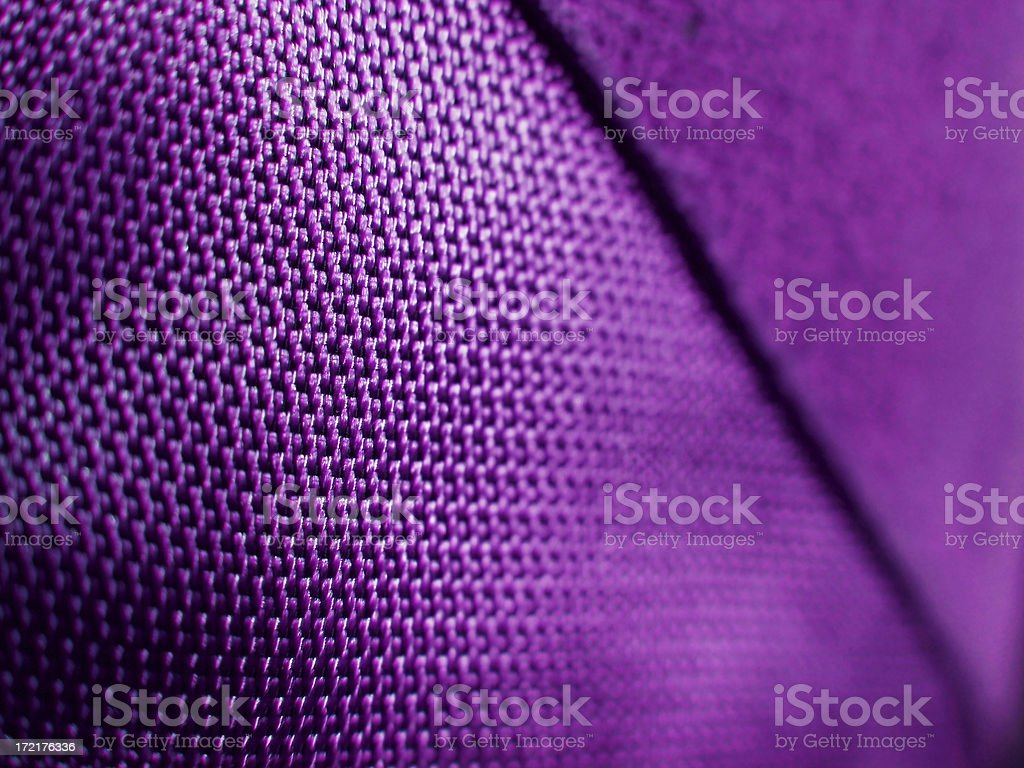 texture: purple fabric stock photo