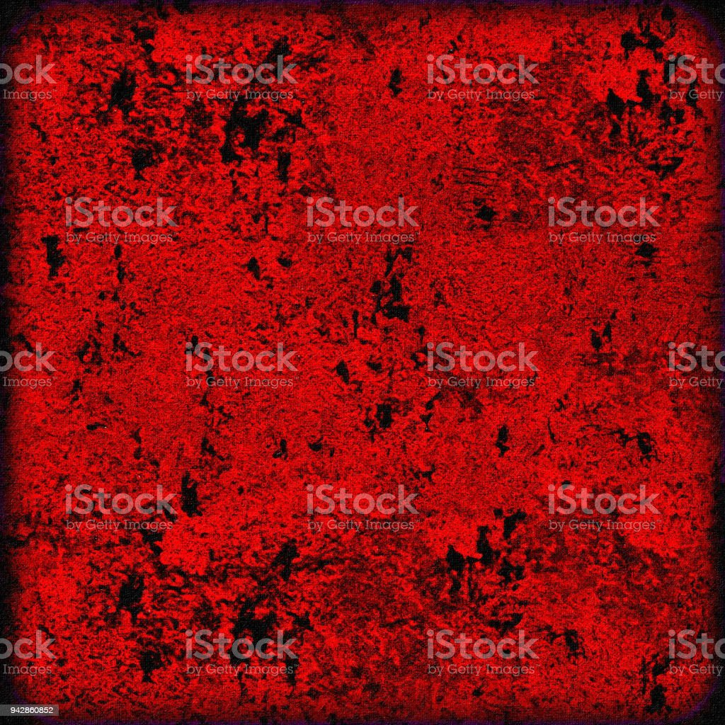 Texture red grunge background stock photo