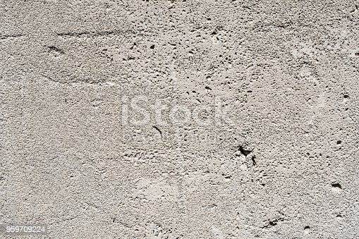 973649382istockphoto texture scratched autoclaved aerated concrete, also known as autoclaved cellular concrete, abstract background 959709224