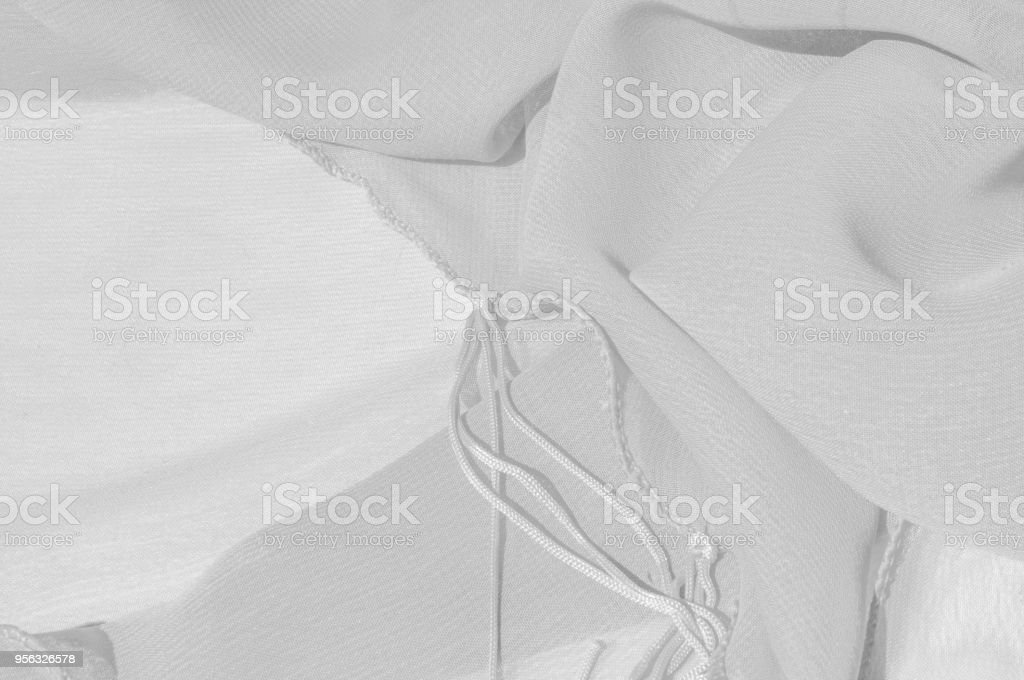 texture, Silver Dove Silk Faille. Shimmer and shine like a star in the night sky Similar in body to a taffeta it has a smooth hand that creates a subtle sheen  For the designer the right choice stock photo