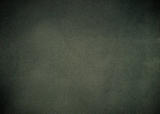 Texture synthetic fabric khaki stock photo