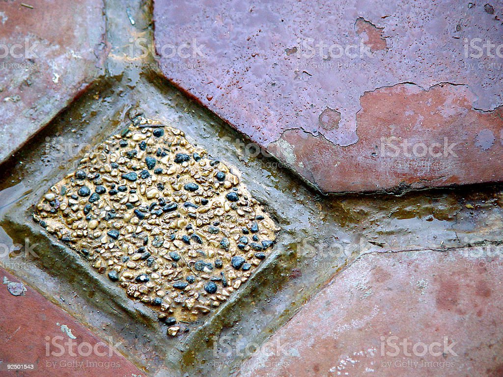 Texture: tile royalty-free stock photo