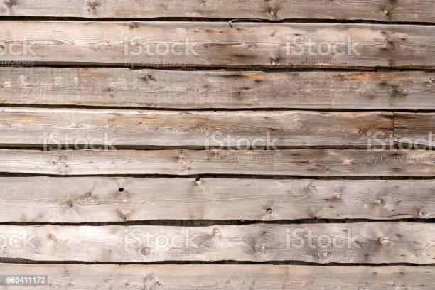 Drzewo Tekstur Szerokie Drewniane Deski Ściana Stodoły Tło - zdjęcia stockowe i więcej obrazów Abstrakcja