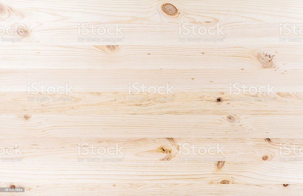 Texture unpainted pine boards royalty-free stock photo