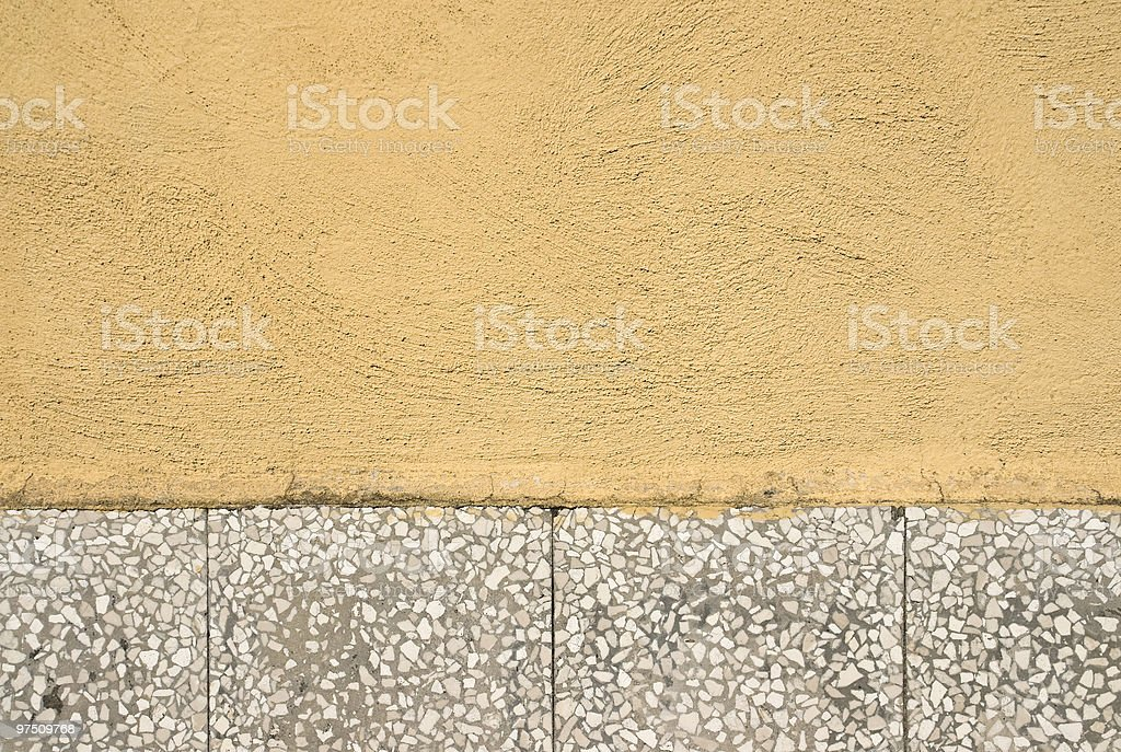 Texture wall with granite tiles royalty-free stock photo