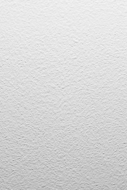 Texture - White Paint stock photo