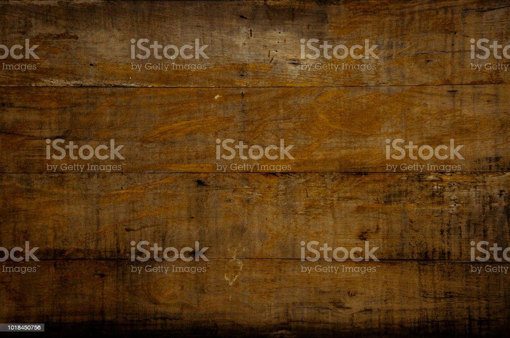 Textura com Tábuas de Madeira Envelhecida - foto de acervo