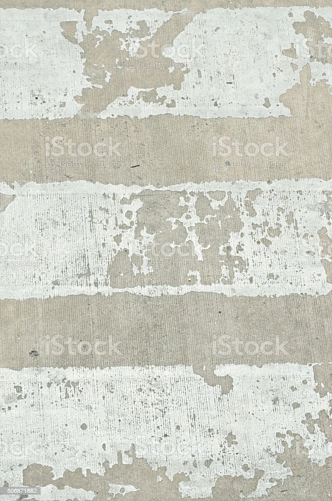 texture with white dashed line stock photo