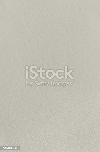 istock Textured aquarelle paper, natural texture background, vertical copy space 459088981
