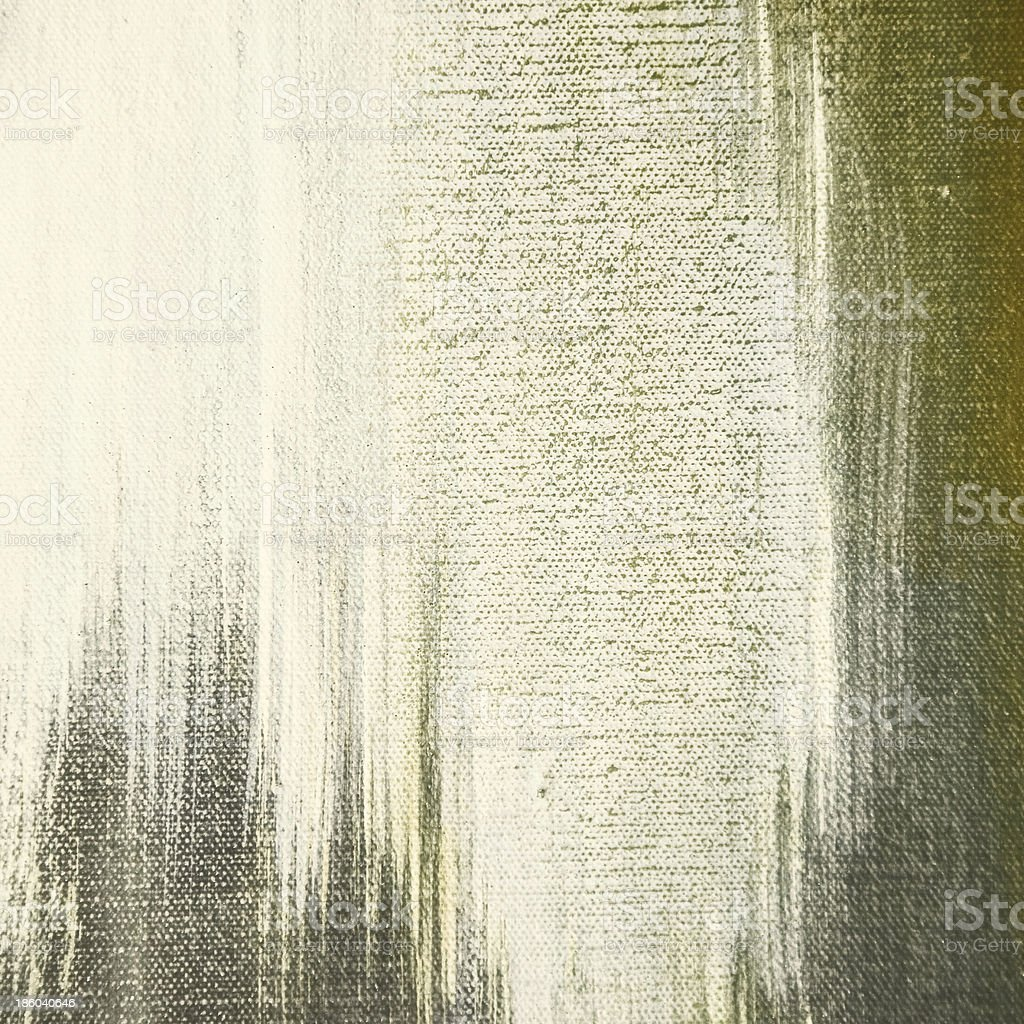 Textured background: Abstract color detailed gray painting on ca royalty-free stock photo