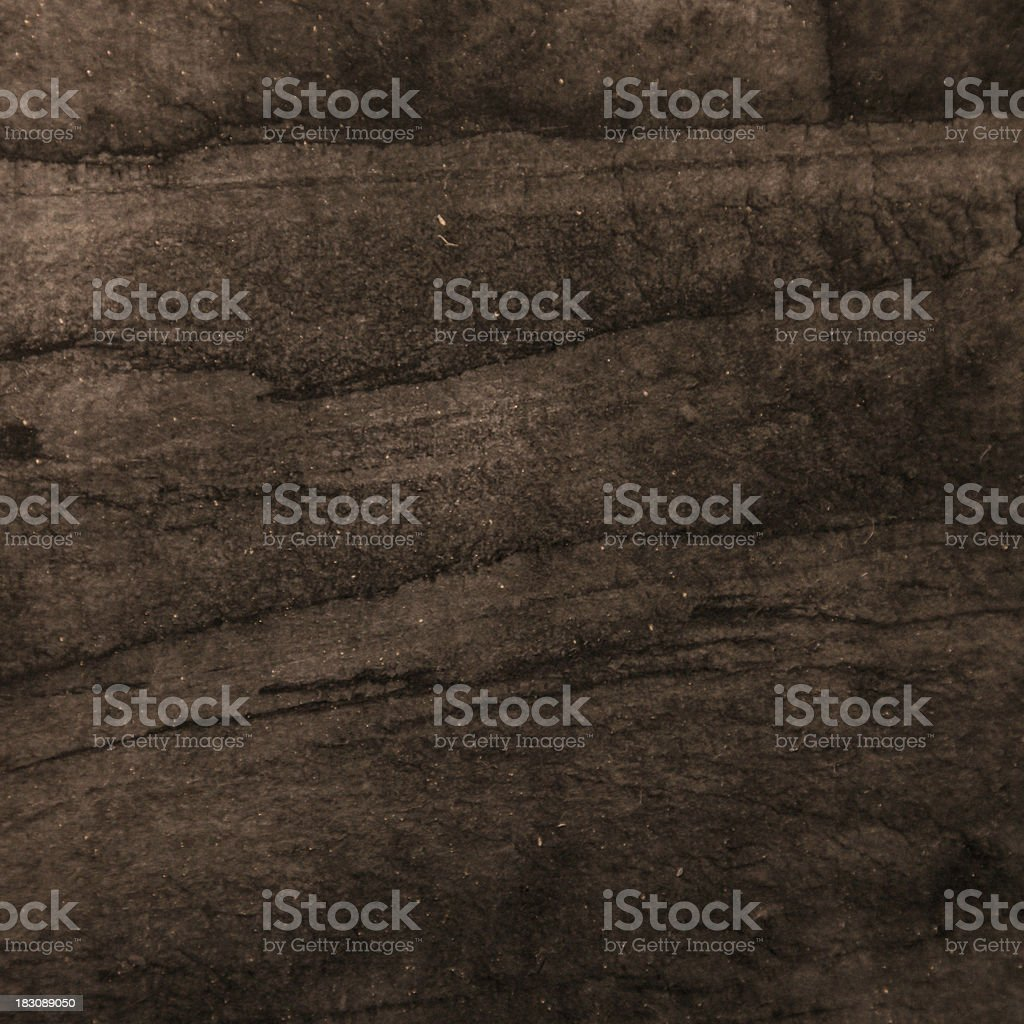 Textured background:  Closeup abstract water color on old paper stock photo
