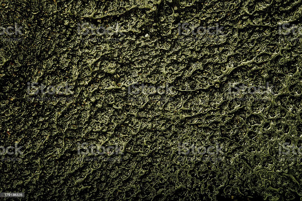 Textured background Molten Metal Effect royalty-free stock photo