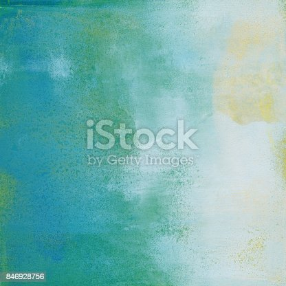 istock Textured background resembling a tropical beach 846928756