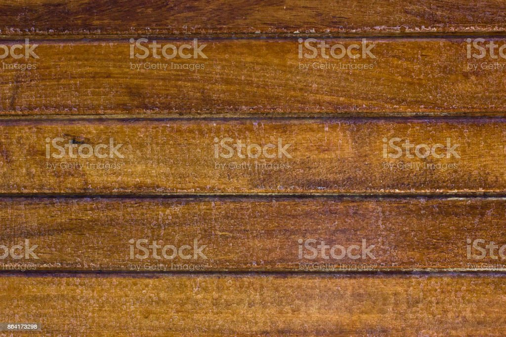 Textured background wall of the old brown wooden planks royalty-free stock photo