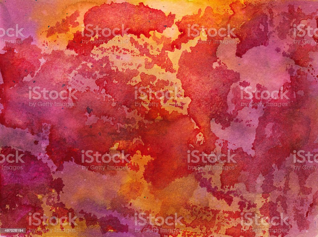 Textured background with multiple bright colors stock photo