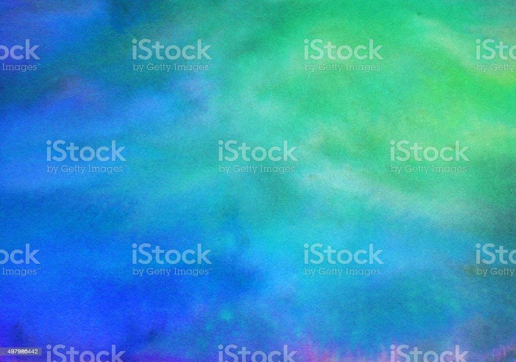 Sfondo Texture Con Sfumature Di Colore Blu E Verde Fotografie