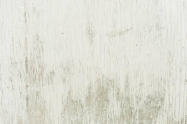 strukturierten hintergrund holzoberfläche mit wasser-dispersionsfarbe mit kleinen rissen in der zeit gemalt. rustikaler hintergrund - patina farbe stock-fotos und bilder