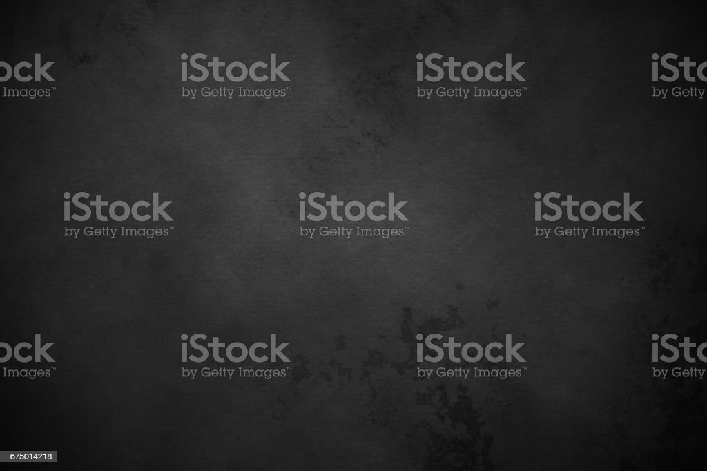 Textured Black Background - foto stock