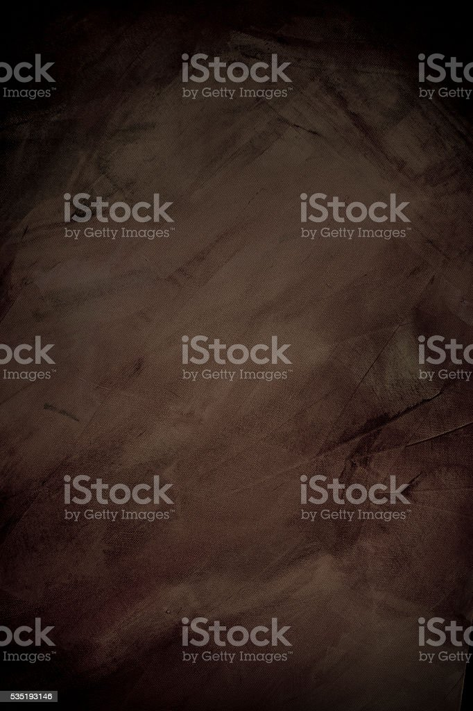 Textured black paint background stock photo