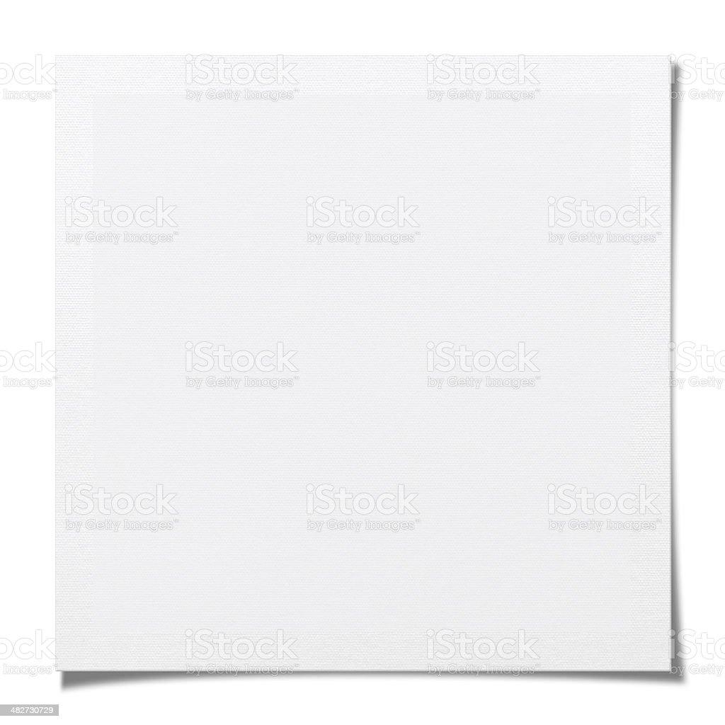 Textured blank photo stock photo