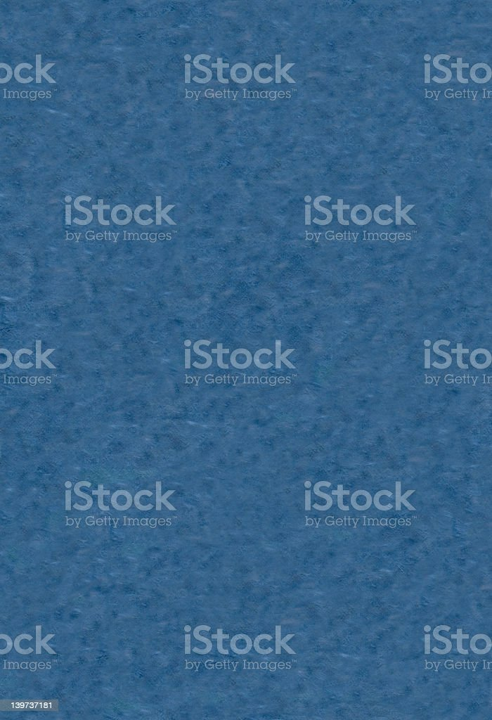 textured blue paper stock photo