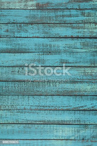 textured blue rustic wooden background