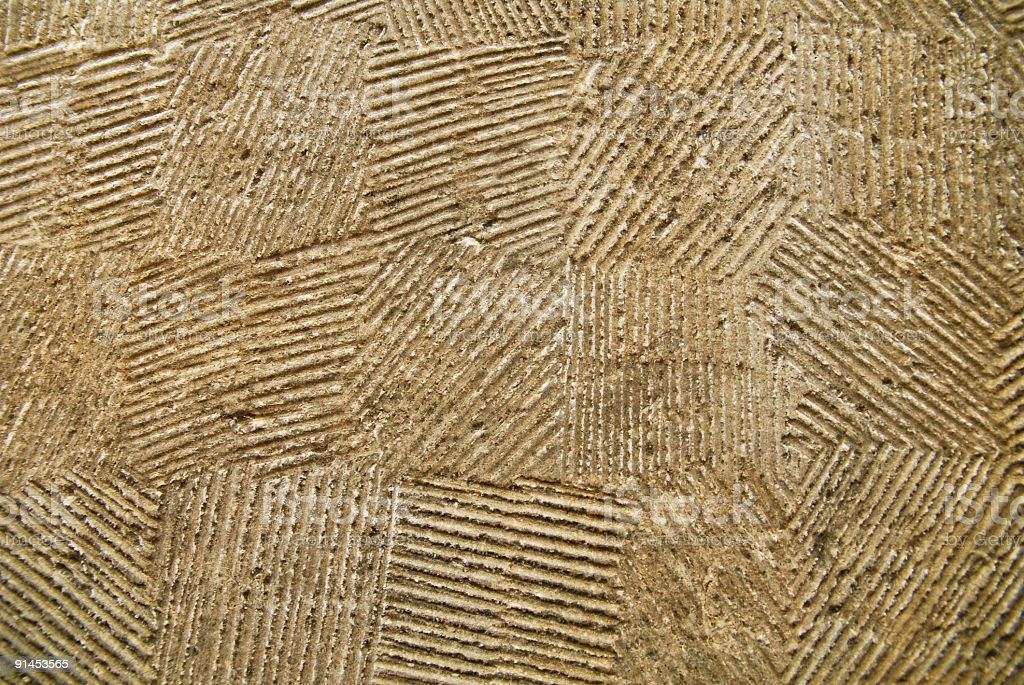 Textured Cement Wall royalty-free stock photo