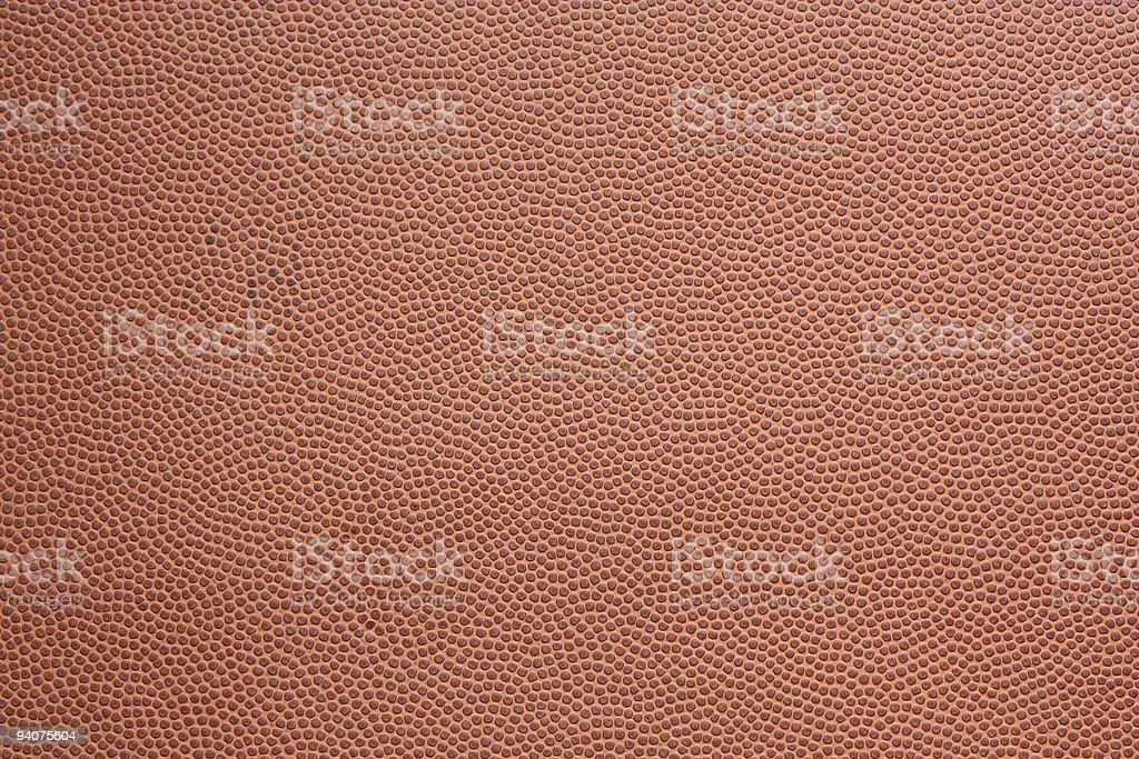 Textured Football Background stock photo