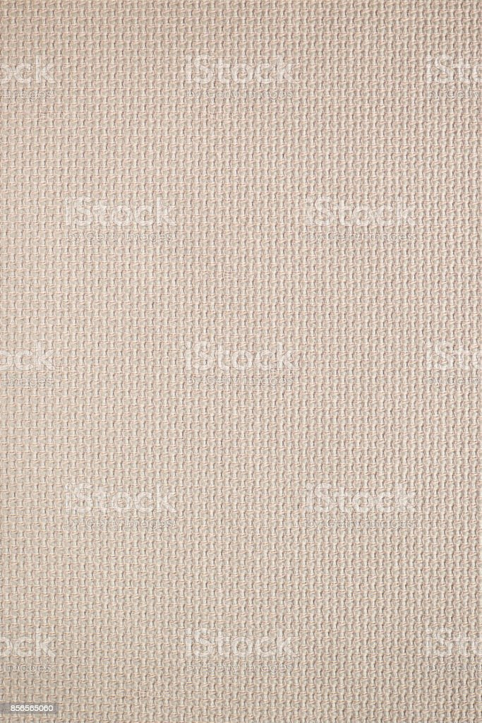 Textured Gray Textile Fabric Swatch stock photo