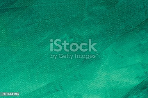 649470770 istock photo Textured green painted background 801444186