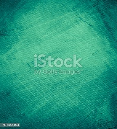 649470770 istock photo Textured green painted background 801444194