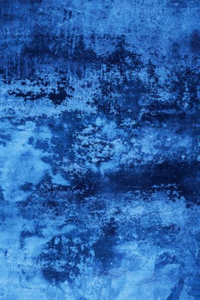 Texturierte Grundgy Distressed konkrete Stuck Wand – Foto