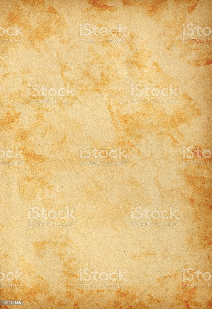 Textured Grunge Paper stock photo