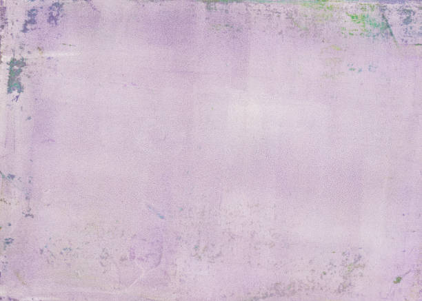 Textured hand painted lavender background