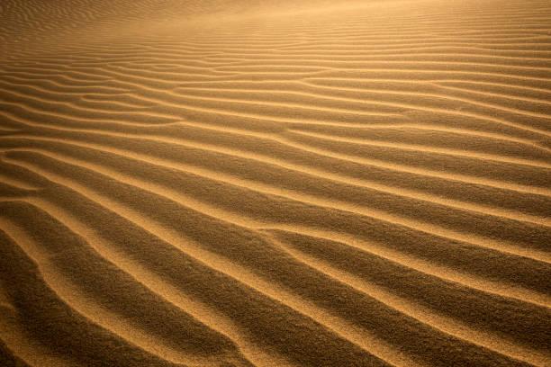 texturerat linjer i sanden bakgrunden / kopiera utrymme - sanddyn bildbanksfoton och bilder