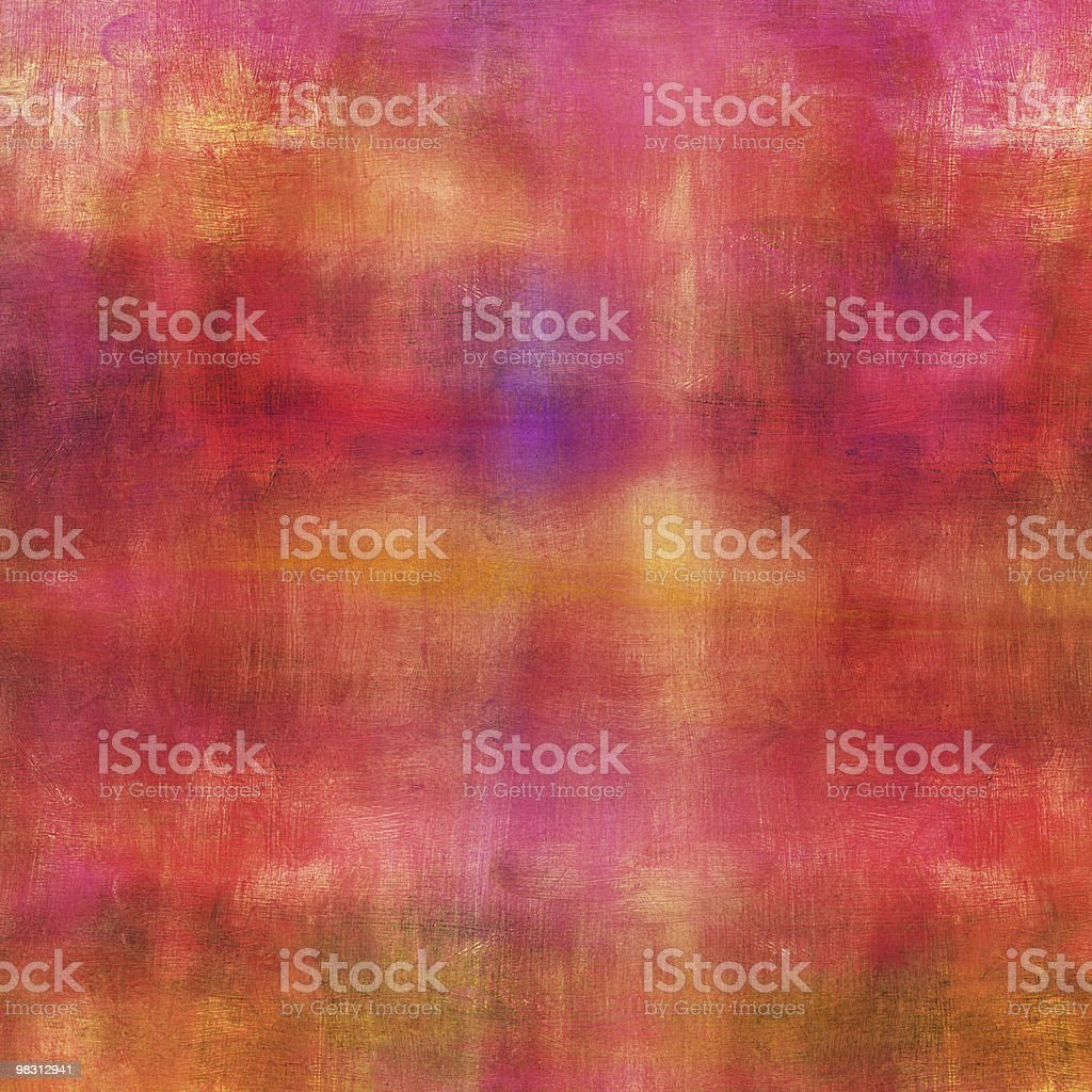 Textured Oil Painting royalty-free stock photo
