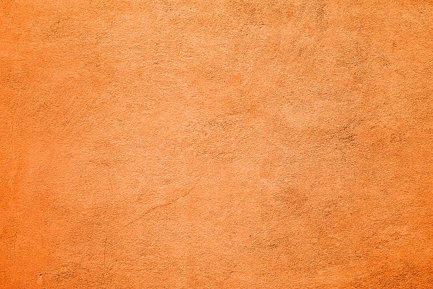 Orange Wand Textur Hintergrund Muster Niemand – Foto