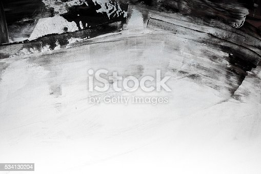 istock Textured paint background 534130204